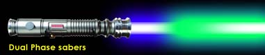 Dual Phased Lightsabers