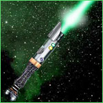 Jedi Fantasy Light-saber - Grand Master Series