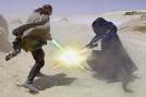 Light sabre duel episode 1